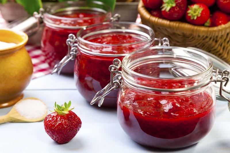 Fruits en conserve/Confiture