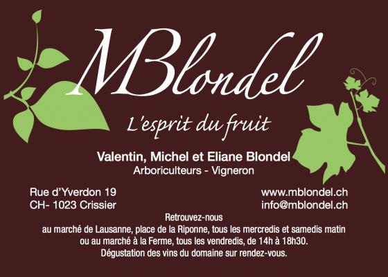 MBlondel, L'Esprit du Fruit